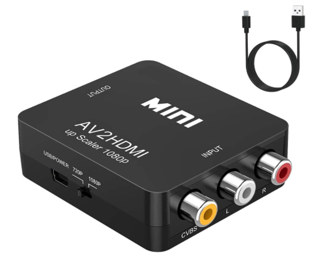 How-To-Connect-A-TV-To-A-Receiver-Without-A-HDMI